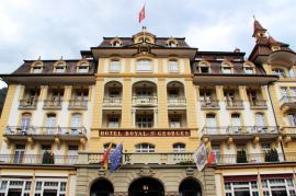 Royal St Georges Hotel
