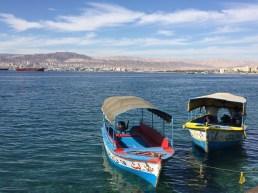 Jordanian boats
