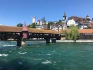 Spreuerbrücke - Lucerne