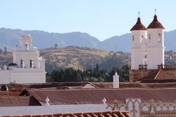 Rooftop view of San Felipe Neri