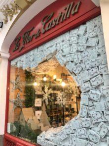 La Flor de Castilla, a cozy cafeteria in the old town