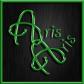 ArisAris Logo Black