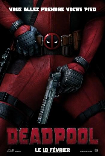 Deadpool affiche 2