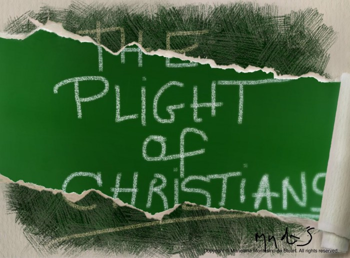 SOMEONE HAS TO SAY THE TRUTH: The Plight of Pakistani Christians