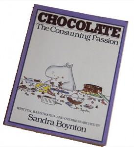 chocolate by sandra boynton