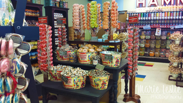 Hammonds Candy Factory Store