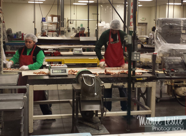 Hammonds Candy Factory Tour 5