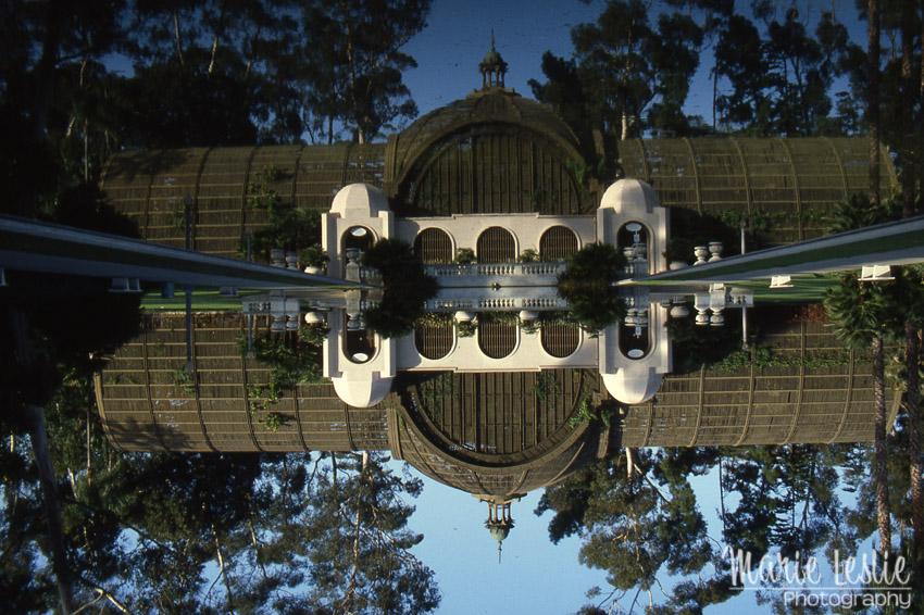 Balboa Park San Diego Botanical Garden