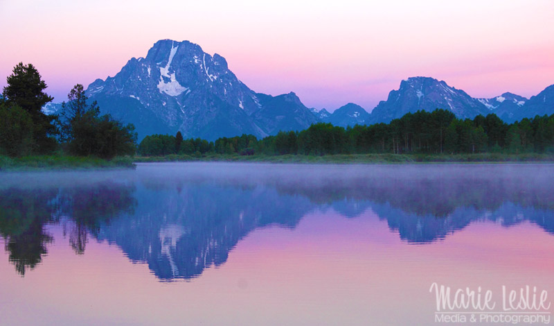 oxbow bend grand teton sunrise photography 2