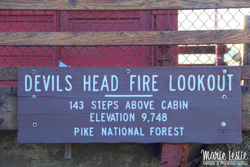 Hike Devils Head Fire Tower For Beautiful Fall Views