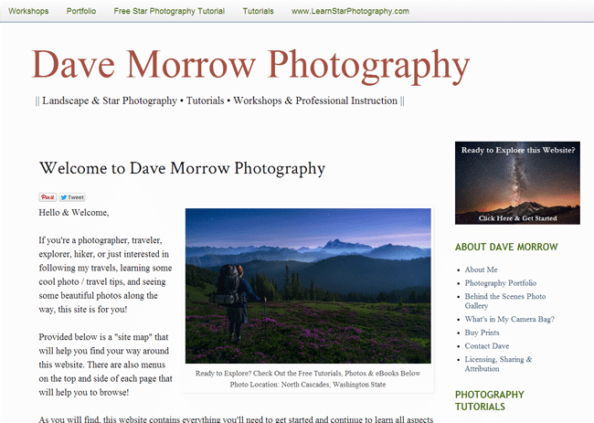 davemorrowphotography.com
