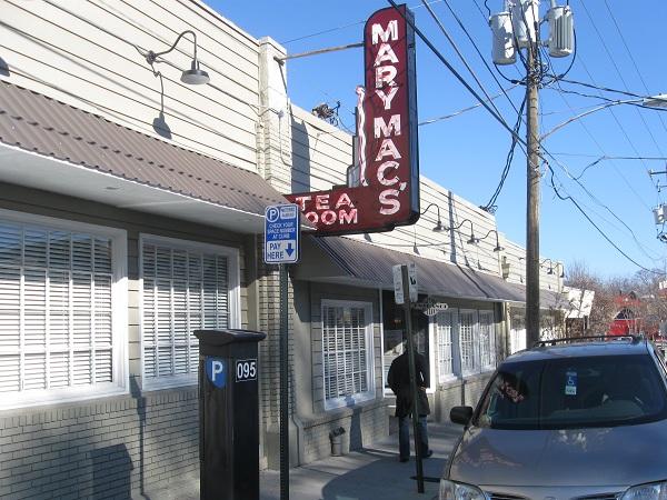 Mary Macs Tea Room Atlanta GA  Marie Lets Eat