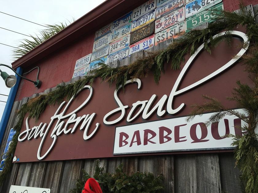 Southern Soul Barbeque Saint Simons Island GA take two