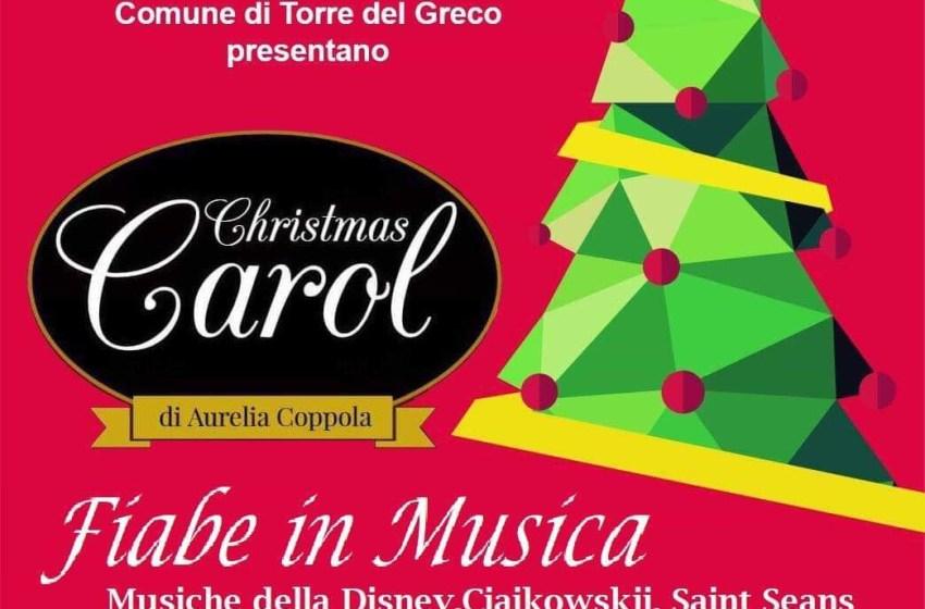 Fiabe in musica nella chiesa di Santa Maria delle Grazie a Torre del Greco: domenica 23 dicembre alle 19.