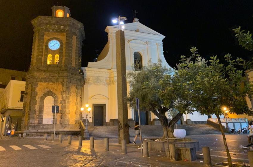 Il 2 dicembre rubinetti a secco nel cuore storico di Torre del Greco