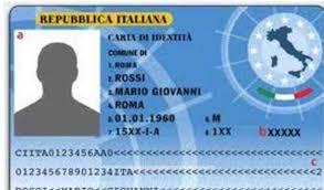 Sospeso il servizio di prenotazione on line della carta d'identità elettronica.