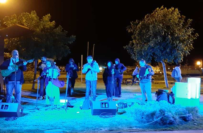 Acciaroli festeggia il compleanno della dieta mediterranea con gli artisti della Bazzarra
