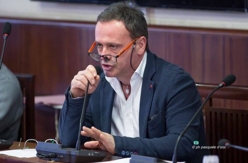 Lascia il Consiglio comunale Felice Gaglione: dimissioni irrevocabili