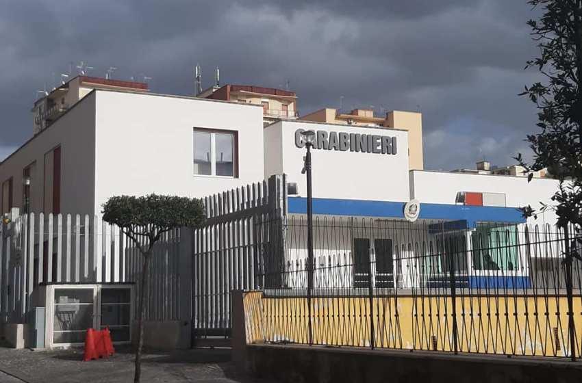 Ercolano ha la sua nuova caserma: uffici aperti aspettando l'inaugurazione