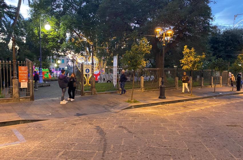 Successo per l'isola pedonale in corso Vittorio Emanuele