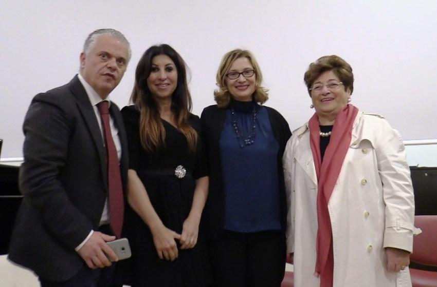 Nicoletta Mantovani chiude il Memorial Albanese: premio per l'impegno verso i giovani