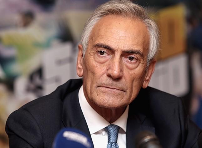Italia-Svezia: il presidente della Federazione Calcio scrive al sindaco e lo ringrazia