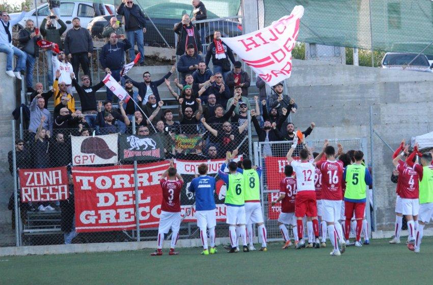 Turris, sarà un mese decisivo: si comincia con il Latte Dolce allo stadio Liguori