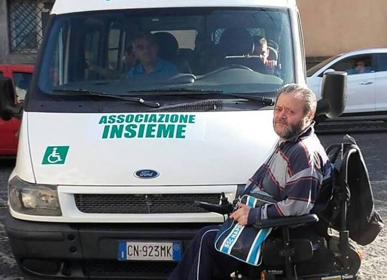 Addio a Raimondo Di Donna, l'angelo custode dei disabili