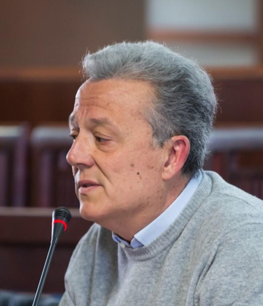 Salvatore Romano, segretario cittadino Pd – Foto Pasquale D'Orsi