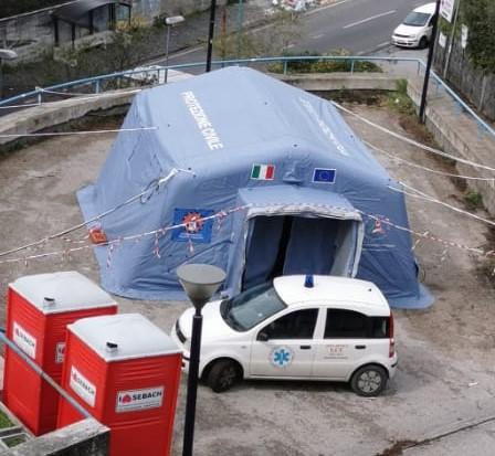 Covid19, c'è un altro caso accertato a Torre del Greco e 5 in attesa di tampone al Maresca