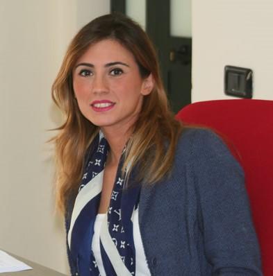 Monica Ascione candidata Italia Viva alla Regione Campania