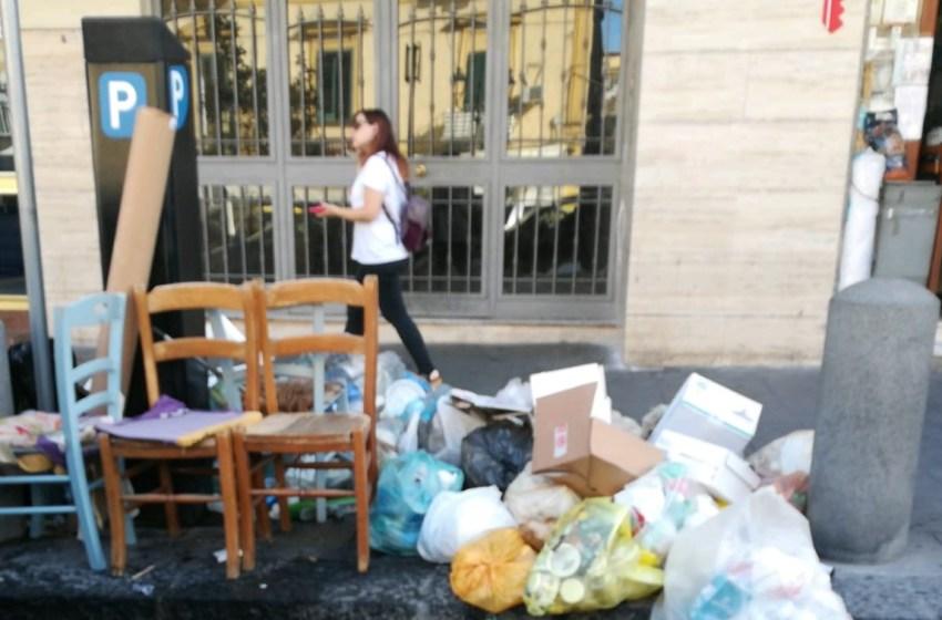 """Disastro rifiuti. La Buttol si difende: """"Noi siamo parte lesa"""""""