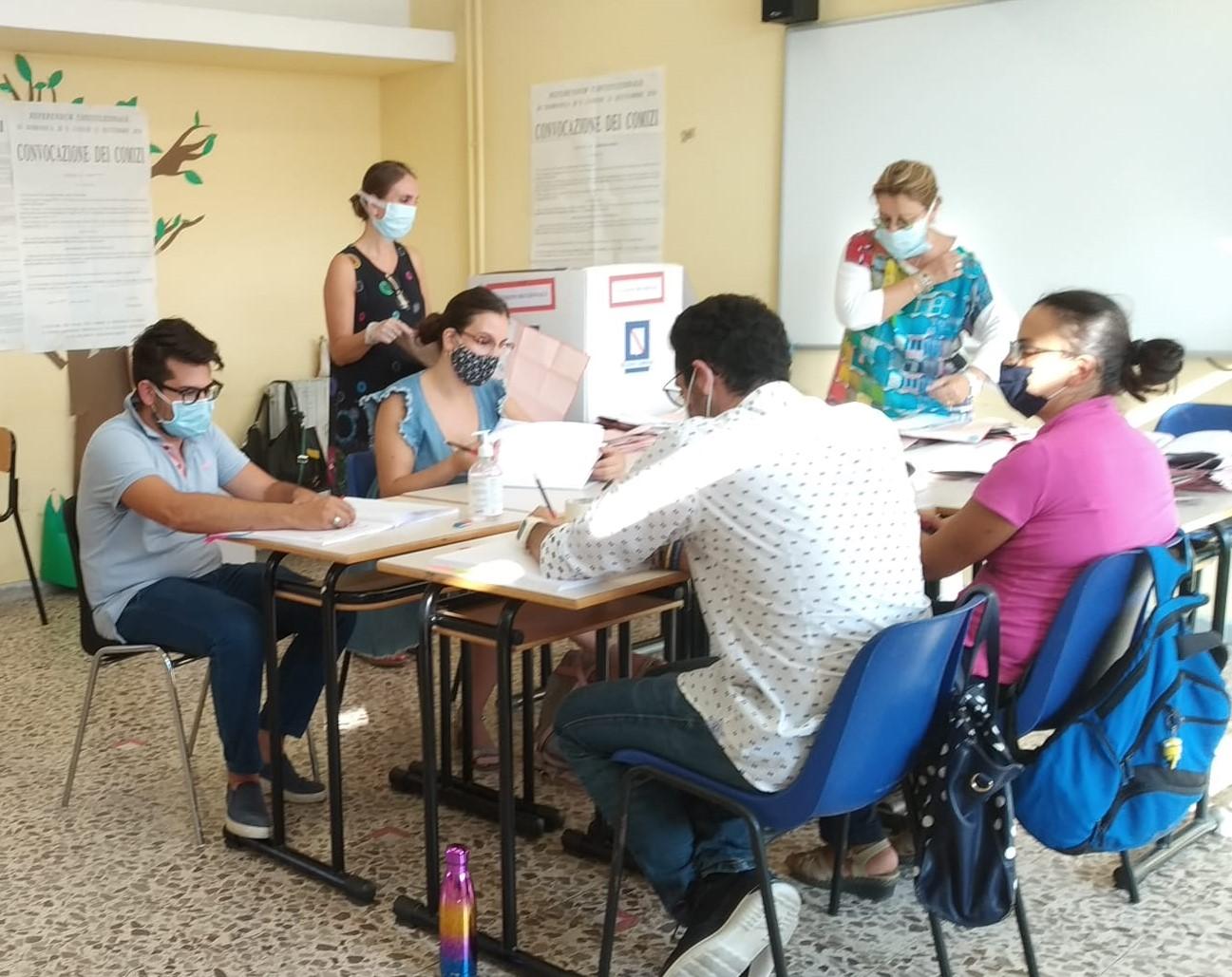 Elezioni regionali 2020 – Risultati definitivi relativi ai candidati di Torre del Greco