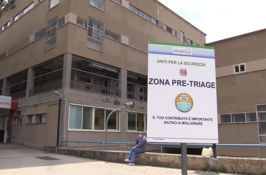 L'ospedale Maresca diventa centro Covid: stop a ricoveri e interventi programmati