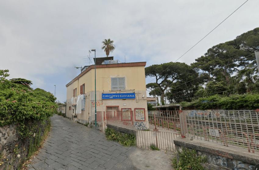 Riapre la stazione Circum di Via Del Monte: Eav ripristina le fermate
