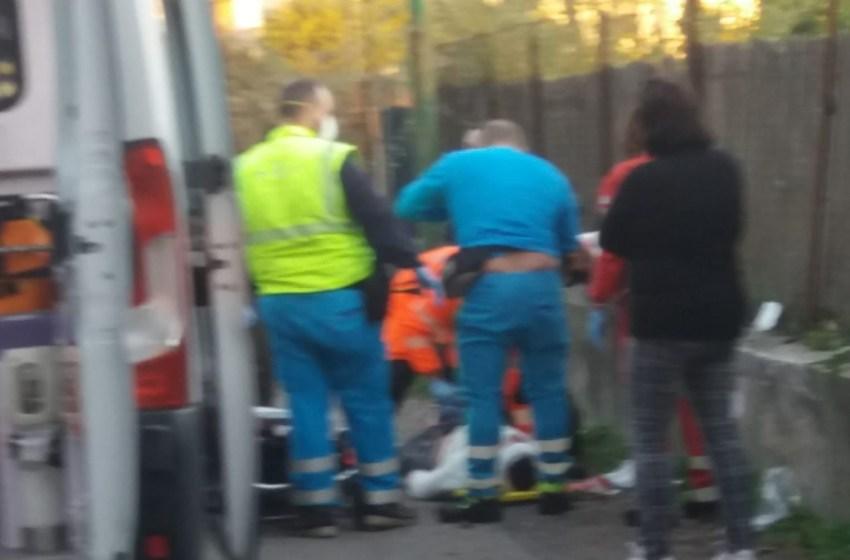 Incidente in moto a pochi metri dal Maresca: l'ambulanza arriva da Caivano dopo 45 minuti