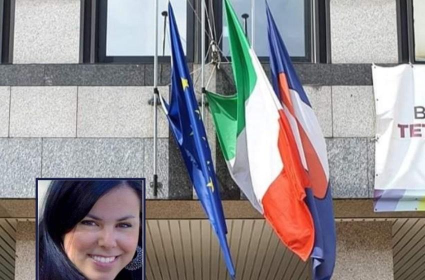 Consiglio regionale con bandiere a mezz'asta per Ornella Pinto, uccisa a Napoli dal marito
