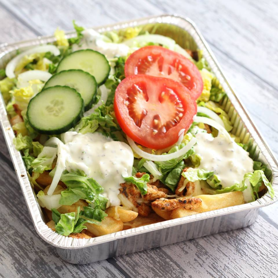 Slanke Kapsalon