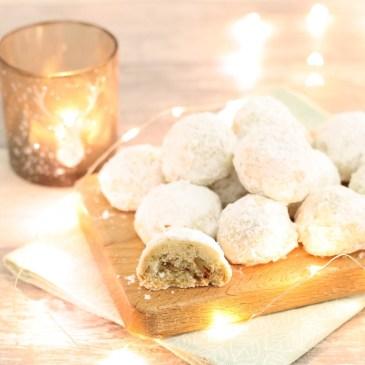 sneeuwbal koekjes