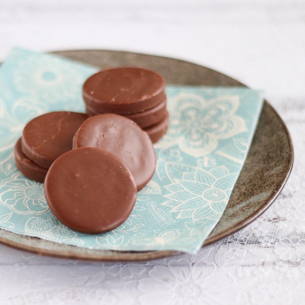 recept chocolade roomborstplaat