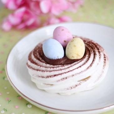 Paas merengue nestjes