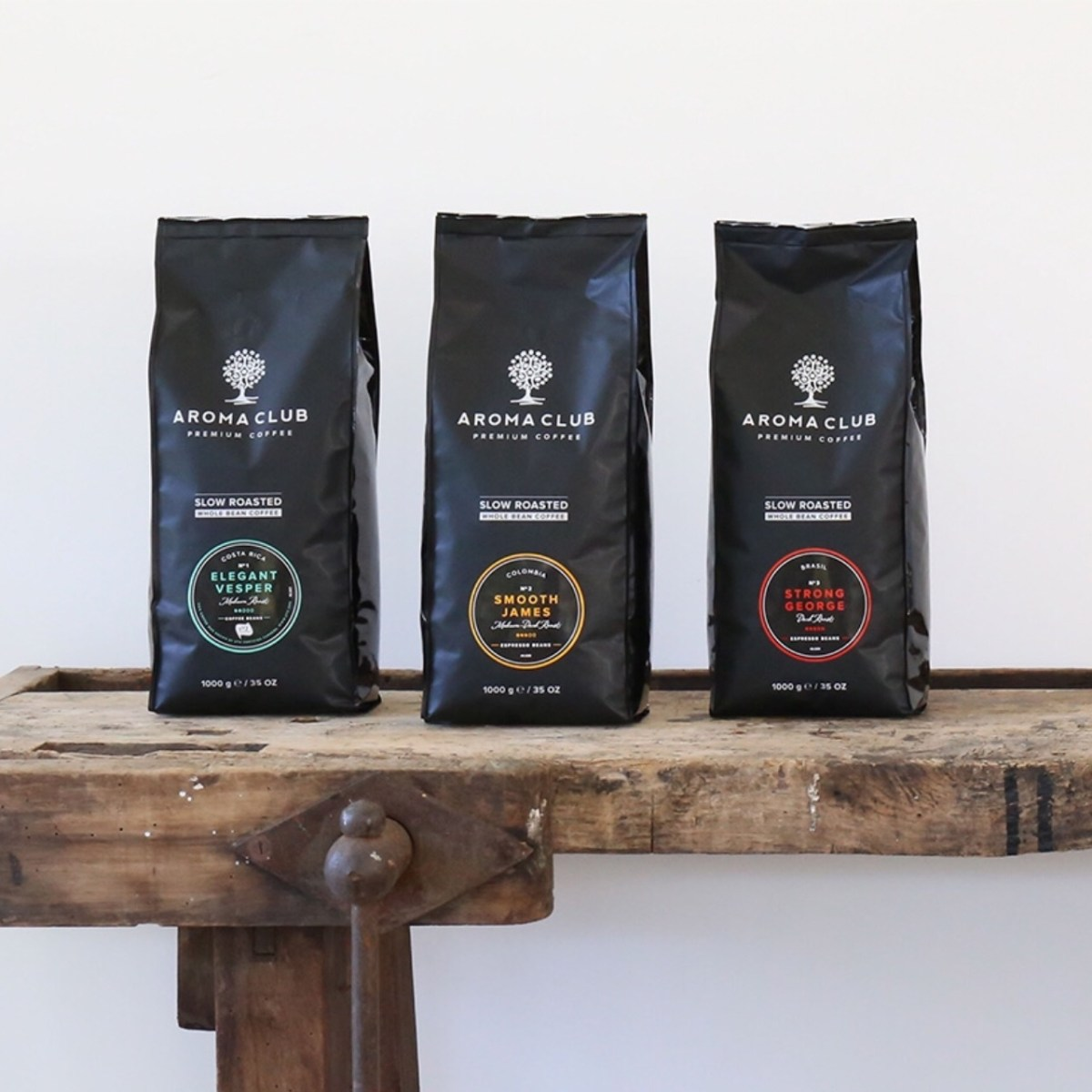 Aroma Club 3 blends