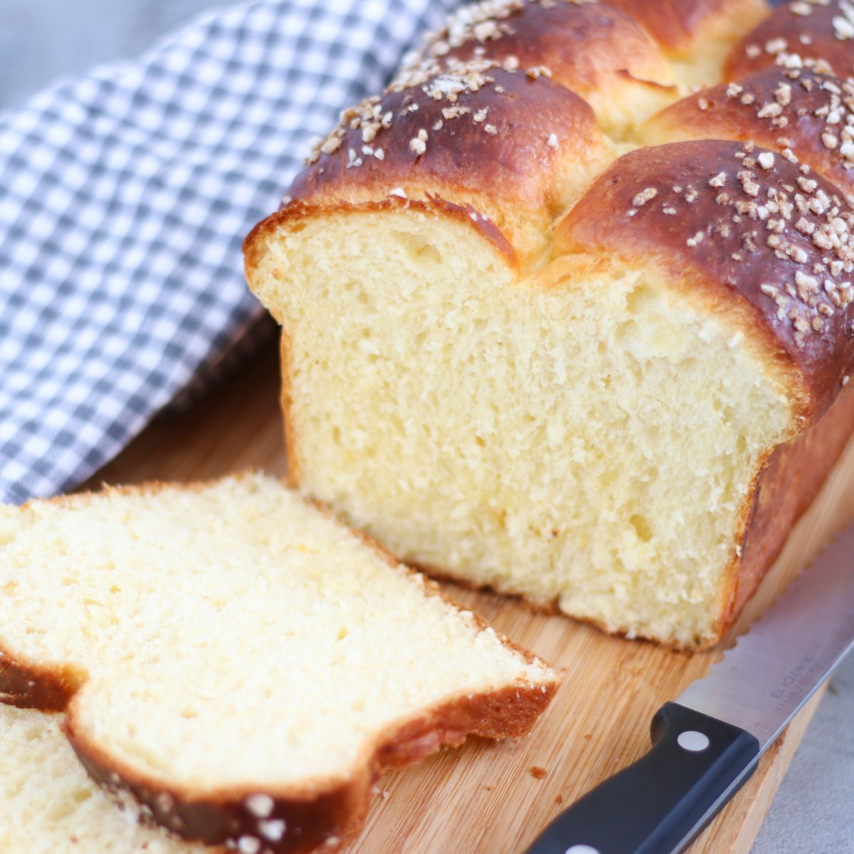 Basisrecept: Brioche brood