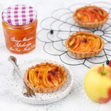 Gezondere appel tartelettes
