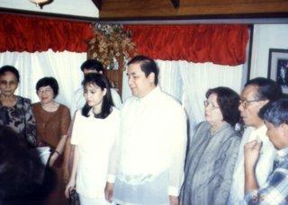 Civil Wedding in Tarlac