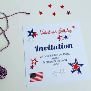 Invitation américaine