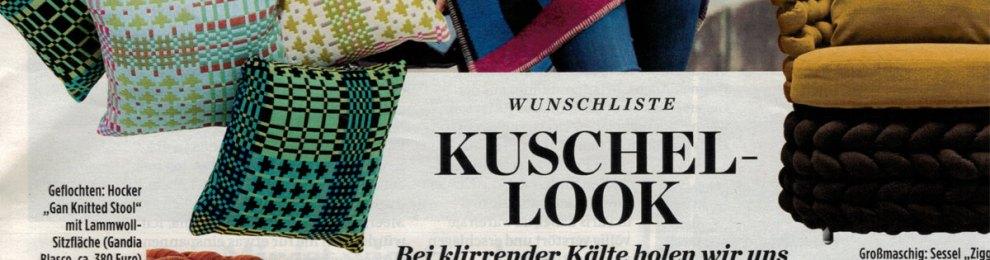 Kuschel-Look – mariemeers in der Gala