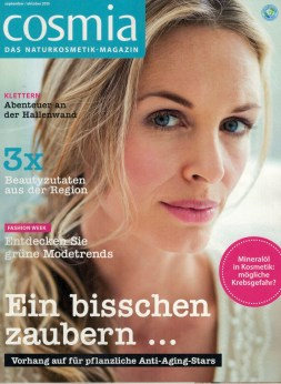 mariemeers in der cosmia September 2015