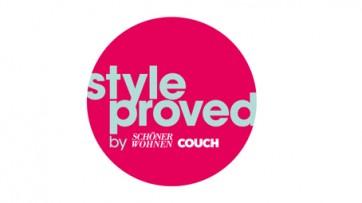 styleproved by Schöner Wohnen & Couch!