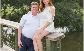 Bayou Oaks Golf Course Engagement Session, Engagement Session, Bayou Oaks Golf Course, Marie Mineo Photography